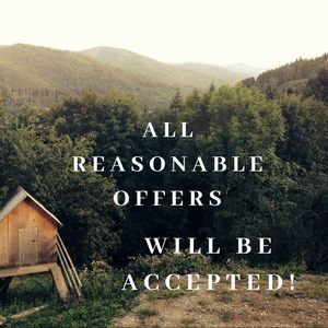 Other - All Reasonable Offers Will Be Accepted.